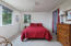 2941 NW Port Ave, Lincoln City, OR 97367 - Upstairs Bedroom