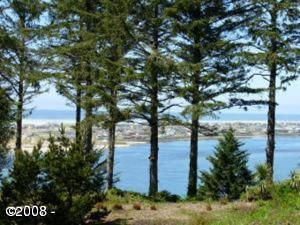 1040 SW Norwood Dr, Waldport, OR 97394 - Looking NW towards the bay