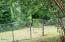 751 NW Coulson Ln, Toledo, OR 97391 - gate to backyard