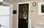 751 NW Coulson Ln, Toledo, OR 97391 - kitchen/front door