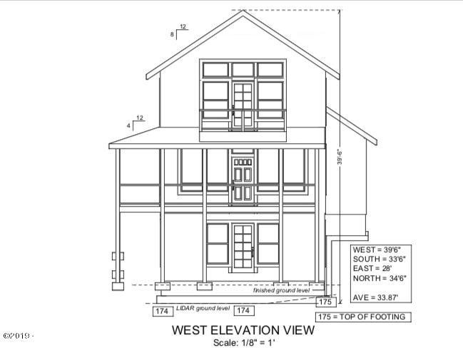 97 SW Driftwood Lane, Lincoln City, OR 97367 - Elevation Options