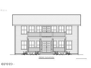 119 SW Coral Ave, Lincoln City, OR 97367 - Elevation