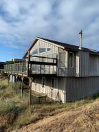 35675 Sunset Dr, Pacific City, OR 97135 - River facing exterior