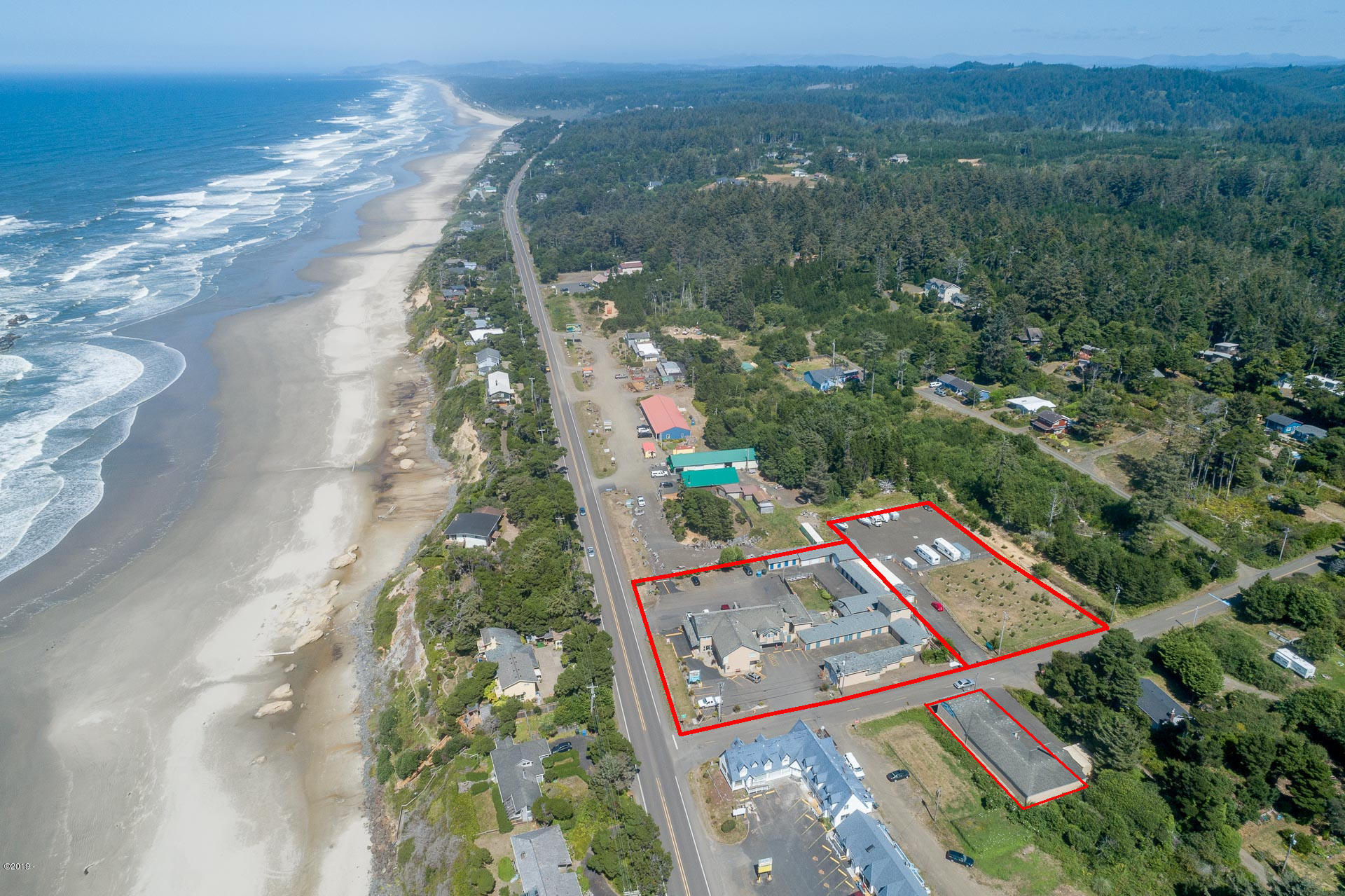 10645 NW Pacific Coast Hwy, Seal Rock, OR 97376
