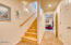 640 S Pacific St, Rockaway Beach, OR 97136 - Hall and stairs