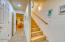 640 S Pacific St, Rockaway Beach, OR 97136 - Hallway and Stairs