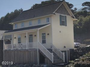 2637 SW Anemone Ave, Lincoln City, OR 97367 - Elevation