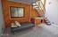 2240 S Crestline Dr., Waldport, OR 97394 - Loft Bedroom