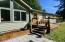 405 SE John Nye Rd, Newport, OR 97365 - Entry and Front Deck