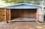 165 NE 121st St, Newport, OR 97365 - Storage Shed
