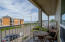 1120 NW Spring St, F, Newport, OR 97965 - Deck View