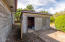 1547 NW Lake St, Newport, OR 97365 - Wood/storage shed