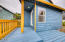8485 Hollyhock Street, Rockaway Beach, OR 97136 - Exterior and deck
