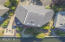 1138 NE West Lagoon Dr, Lincoln City, OR 97367 - Aerial Rooftop View