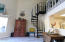 1138 NE West Lagoon Dr, Lincoln City, OR 97367 - Loft Staircase & Kitchen