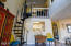 1138 NE West Lagoon Dr, Lincoln City, OR 97367 - Spiral Staircase To Loft Area