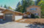 117 N Riverton Ct, Otis, OR 97368 - Front View House And Garage