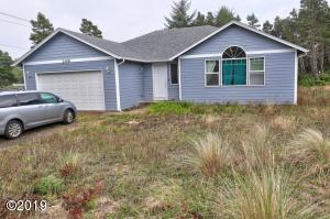 1305 NW Sunahama Pl, Seal Rock, OR 97376 - Front of House