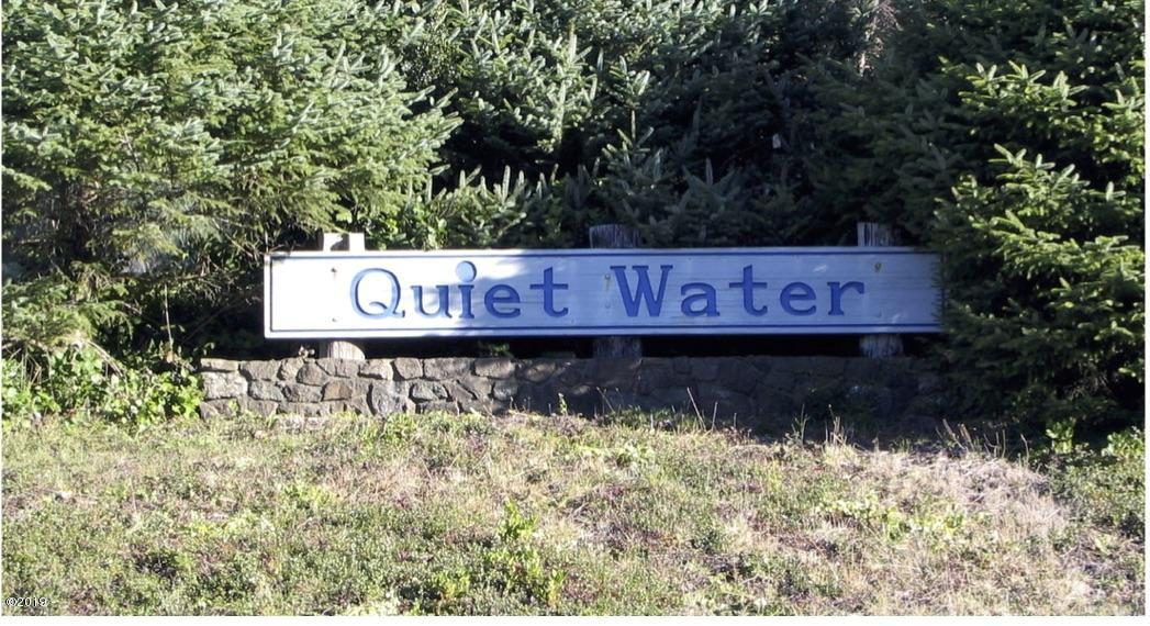 235 Jennifer Dr, Yachats, OR 97498 - Quiet Water sign