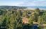 LOT 6 NW Lanai Loop Block 2, Seal Rock, OR 97376 - Arial of Lot with Beach
