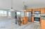 1701 NW Parker Ave, Waldport, OR 97394 - Kitchen with new SS appliances