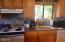 3600 NE West Devils Lake Rd, Lincoln City, OR 97367 - Kitchen with a View of the Lake