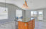 1701 NW Parker Ave, Waldport, OR 97394 - Kitchen with eating bar