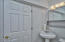 340 NE Waldport Heights Dr, Waldport, OR 97394 - Lower Level Full Bath