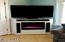5721 Pacific Coast Hwy, Yachats, OR 97498 - Lower Unit Electric Fireplace