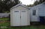 1022 SW 16th St, Lincoln City, OR 97367 - Storage Shed