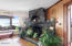 1203 SW Dune Ave, Lincoln City, OR 97367 - Original Rock Fireplace
