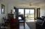 301 Otter Crest Dr, 250-251, Otter Rock, OR 97369 - Living/dining room to deck