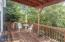 839 SW 50th St, Lincoln City, OR 97367 - Lower Level Side Deck