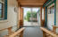 1442 NW 19th St, Lincoln City, OR 97367 - View into the sunroom