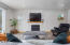 6925 A St, Pacific City, OR 97135 - Living Room