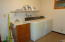 535 NW Spencer Ave, Depoe Bay, OR 97341 - Laundry +pull-down stair to attic
