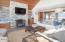 355 Salishan, Gleneden Beach, OR 97388 - Living Room