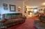 235 NE Metcalf St, Siletz, OR 97380 - living to kitchen
