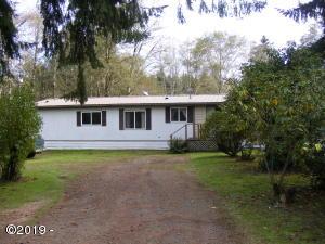 73 Miller Rd, Siletz, OR 97380 - Front exterior