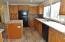 1155 SW Sailfish Loop, Waldport, OR 97394 - Kitchen w/Island