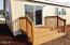 1155 SW Sailfish Loop, Waldport, OR 97394 - Back Slider and Porch