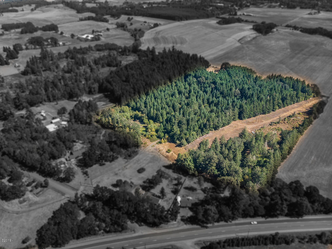 0 Ridgeway (next To 6840) Rd, Sheridan, OR 97378 - Acreage