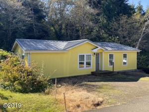 235 SW Brentwood Dr, Waldport, OR 97394 - Front of House
