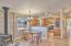 2031 NE Oar Ave, Lincoln City, OR 97367 - Main Level Living Room & Kitchen