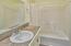 2031 NE Oar Ave, Lincoln City, OR 97367 - Downstairs Full Bath
