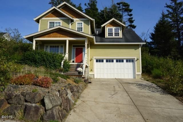 4382 SE Jetty Avenue, Lincoln City, OR 97367 - Exterior Good