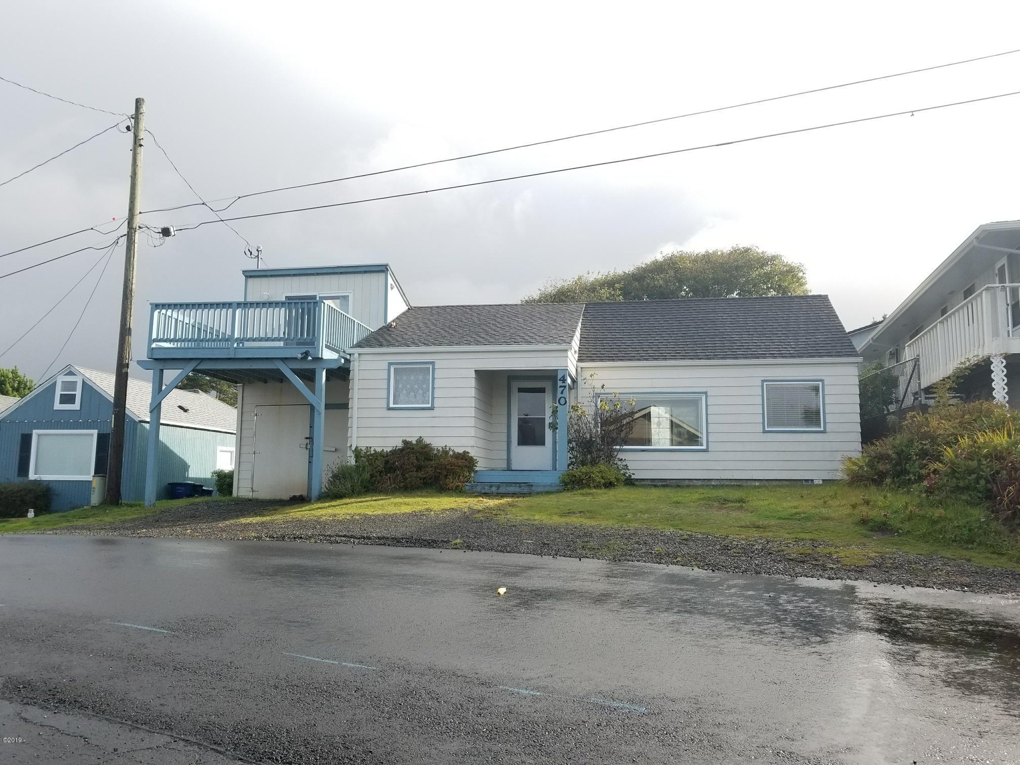 470 SW Coast Ave, Depoe Bay, OR 97341 - 470 Coast