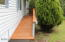 2294 SE Merten Dr, Waldport, OR 97394 - front  porch/ramp