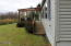 2294 SE Merten Dr, Waldport, OR 97394 - back deck/ramp