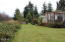 2294 SE Merten Dr, Waldport, OR 97394 - back yard